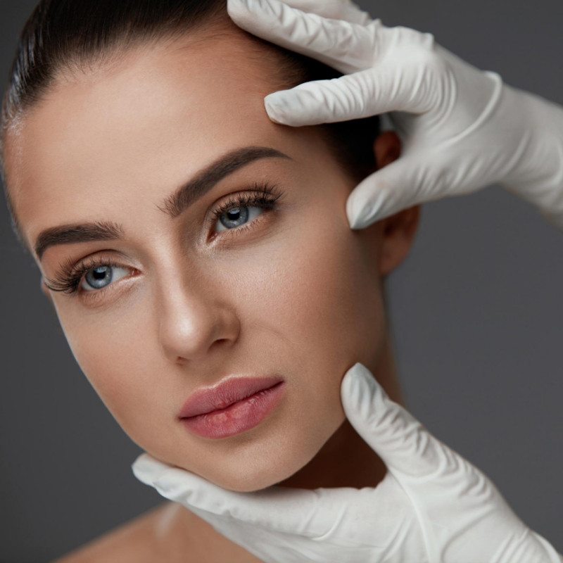 Face Surgery - Injectable and Surgical Procedure